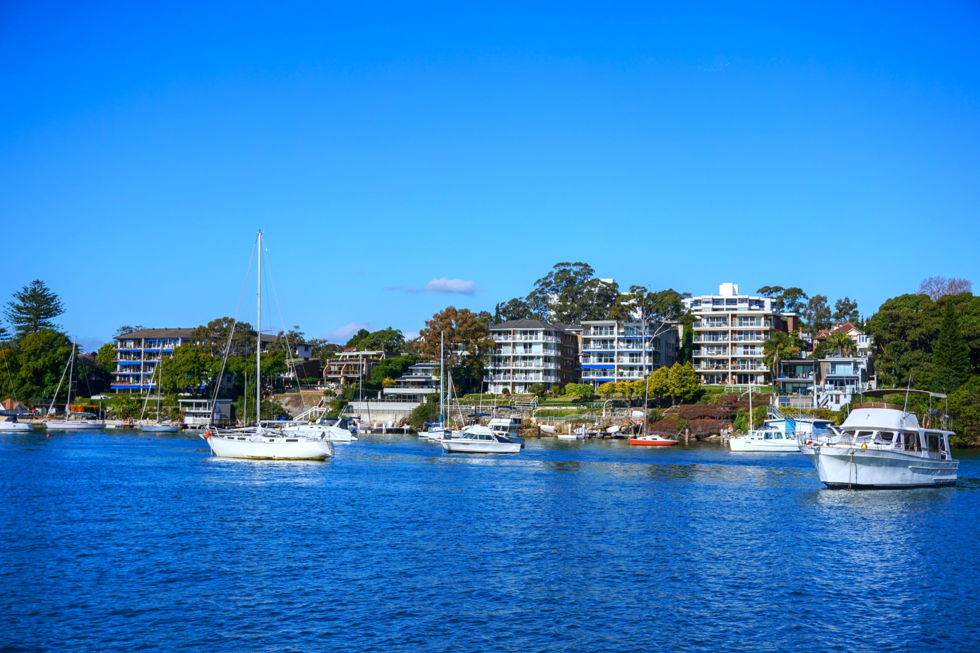 Hunters Hill New South Wales